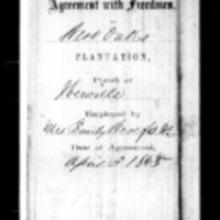RFOFB-R45-F459 Agreement with Freedmen at West Oak 1865-04-03.pdf