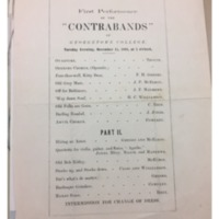 First Performance of the Contrabands 1861 Georgetown University Dramatic Association Archives.pdf