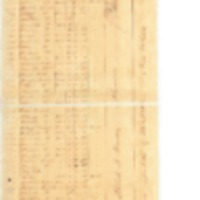 Manifest of the Katherine Jackson, 1838