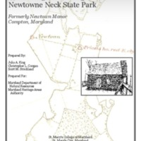 Archaeological Investigations at Newtowne Neck SP.pdf