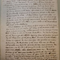 Report on St. Inigos 1833-7 By McSherry