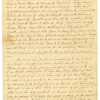Bill of sale for 56 persons from Thomas Mulledy to Henry Johnson, November 10, 1838
