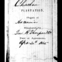 RFOFB-R40-F554 Chatham Plantation Agreement with Freedmen 1865.pdf